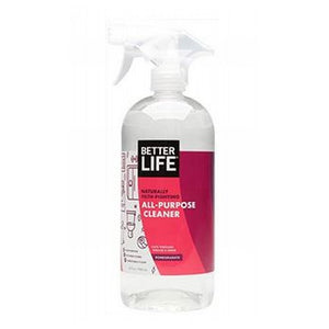 All Purpoe Cleaner Pomegranate 32 Oz by Better Life (2590325080149)