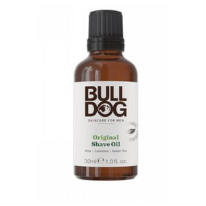 Original Shave Oil 1 Oz by Bulldog Natural Skincare (2590328029269)
