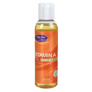 Vitamin A Oil 4 Oz by Life-Flo
