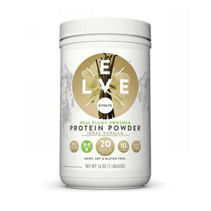 Protein Powder Vanilla 2 lbs by Evolve (2590328553557)