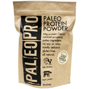 Protein Powder Ancient Cacao 1 lb by PaleoPro