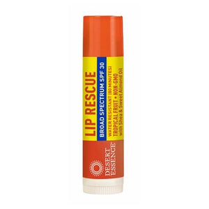 Lip Rescue SPF 30 Tropical Fruit 0.15 Oz by Desert Essence