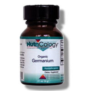 Organo-Germanium Ge-132 50 Veg Caps by Nutricology/ Allergy Research Group