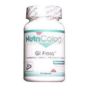 Gastro Flora 60 Veg Caps by Nutricology/ Allergy Research Group