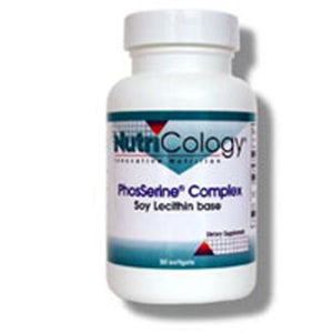 Phosserine Complex 90 Softgels by Nutricology/ Allergy Research Group