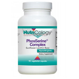 Phos-Serine Complex 90 Veg Caps by Nutricology/ Allergy Research Group