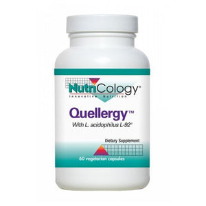 Quellery 60 Veg Caps by Nutricology/ Allergy Research Group