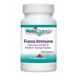 Fucus Immune 30 Veg Cap by Nutricology/ Allergy Research Group
