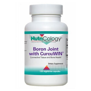 Boron Joint with Curcuwin 120 Veg Caps by Nutricology/ Allergy Research Group