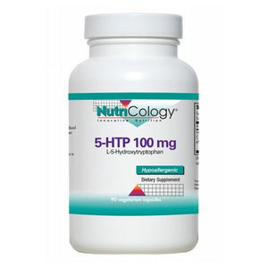 5-HTP 90 Veg Capsules by Nutricology/ Allergy Research Group