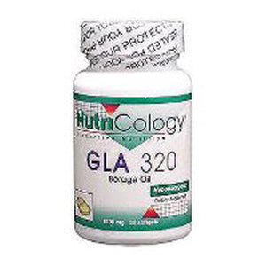 GLA Borage Oil 90 Veg Caps by Nutricology/ Allergy Research Group