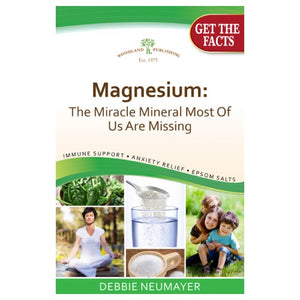 Magnesium: The Miracle Mineral Most of Us Are Missing 1 Book by Woodland Publishing