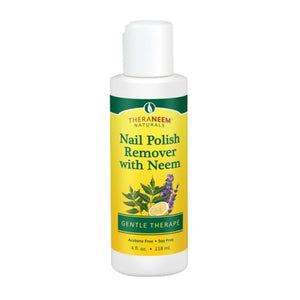 Nail Polish Remover with Neem 4 Oz by Organix South
