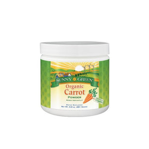 Organic Carrot 9.9 Oz by Sunny Green (2590334124117)
