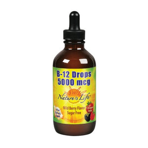 B12 Methlycobalamin 4 Oz by Nature's Life