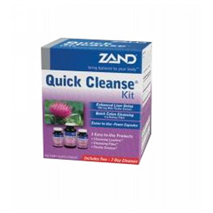 Quick Cleanse 1 Kit by Zand