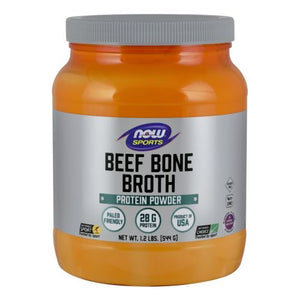 Beef Bone Broth 1.2 lbs by Now Foods