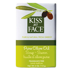 Bar Soap 8 Oz by Kiss My Face