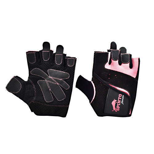 Womens Heavy Lift Glove Pink - Medium 1 Each by Spinto USA LLC