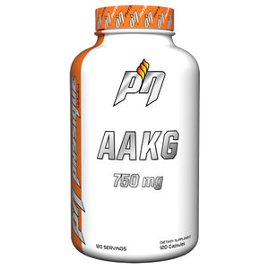 AAKG 120 Caps by Physique Nutrition (2587868528725)