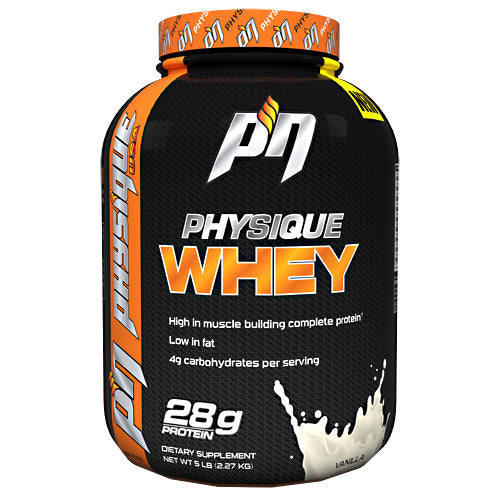 Physique Whey Vanilla 5 lbs by Physique Nutrition