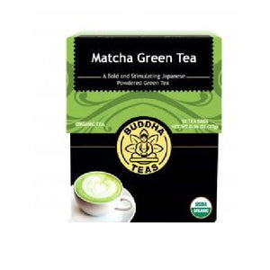 Orgainc Matcha Green Tea 18 Bags by Buddha Teas (2587871871061)