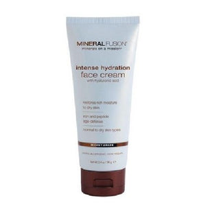 Intense Hydration Face Cream 3.4 Oz by Mineral Fusion  (2590023745621)