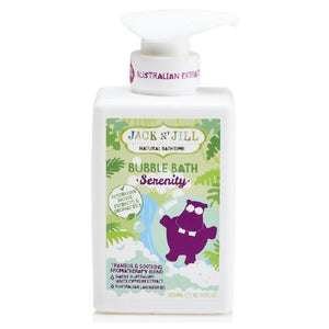 Serenity Bubble Bath 10.14 Oz by Jack N' Jill (2587875180629)