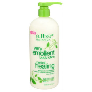 Body Lotion Herbal Healing 32 Oz by Alba Botanica (2590027776085)