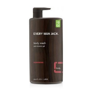Body Wash Cedarwood 33.8 Oz by Every Man Jack (2590028562517)