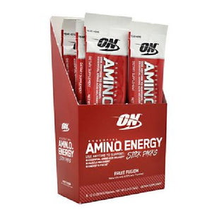 Essential Amino Energy Fruit Fusion 6 Count by Optimum Nutrition (2590030823509)