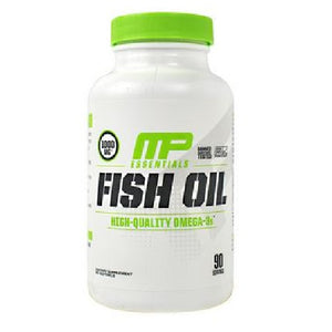 Essentials Fish Oil 90 Softgels by Muscle Pharm (2587879211093)