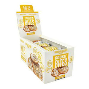 Cookie Bites Lemon Drop 8 Count by Protein Bites (2590036459605)