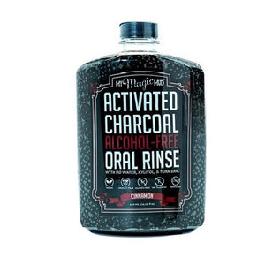 Activated Charcoal Oral Rinse Cinnamon 14.2 Oz by My Magic Mud