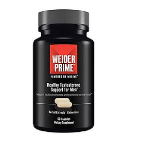 Prime Testosterone Support 60 Caps by Tigers Milk (Weider)