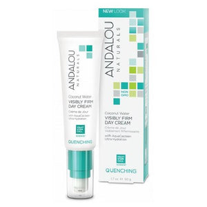 Coconut Water Firm Day Cream 1.7 Oz by Andalou Naturals (2590039867477)