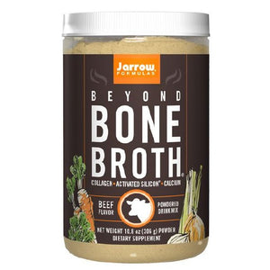 Bone Broth Beef Flavor 10.8 Oz by Jarrow Formulas (2590040817749)