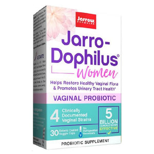 Jarro-Dophilus Women 30 Veg Caps by Jarrow Formulas