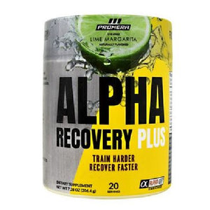 Alpha Recovery Plus Lime Margarita 20 Servings by Con-Cret (2590042456149)