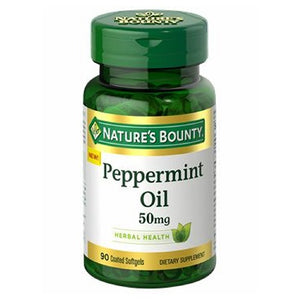 Peppermint Oil 24 X 90 Softgels by Nature's Bounty