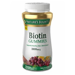 Biotin 12 X 110 Count by Nature's Bounty