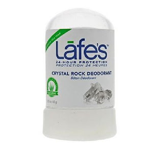Crystal Mini Stick 2.25 Oz by Lafes Natural Body Care (2588878831701)