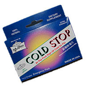 Coldstop Yin Chi 15 Tablets by Dr. Shens