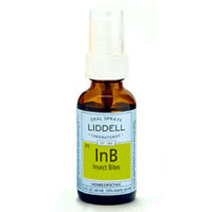 Insect Bites EA 1/1 OZ by Liddell Laboratories (2588900261973)