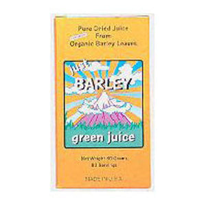 Just Barley Powder Organic 80 grams by Green Kamut (2584094900309)