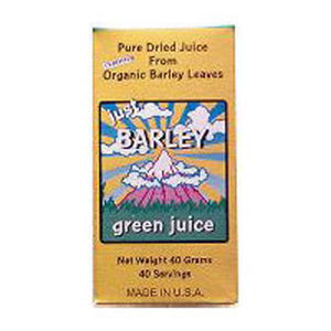 Just Barley Powder Organic 1 EACH 40 gm by Green Kamut (2584094998613)
