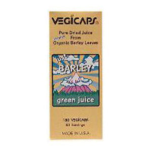 Just Barley Organic 60 Serving, 180cap by Green Kamut