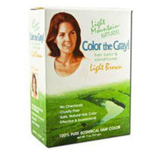 Color The Gray Brown-Light 7 Oz by Light Mountain
