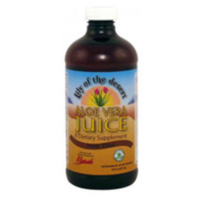 Aloe Vera Juice 16 oz by Lily Of The Desert (2588889645141)