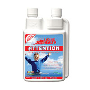 Attention 8 Oz by Liquid Health